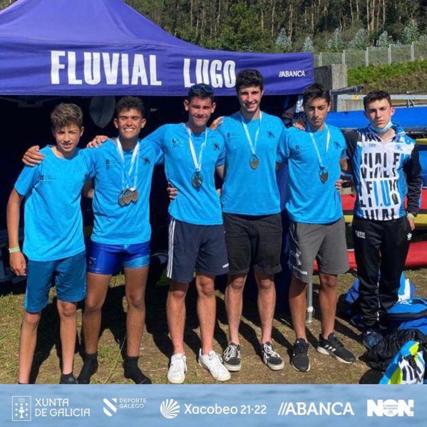 Campeonato Galego de Piragüismo Sprint para Cadetes y Juveniles