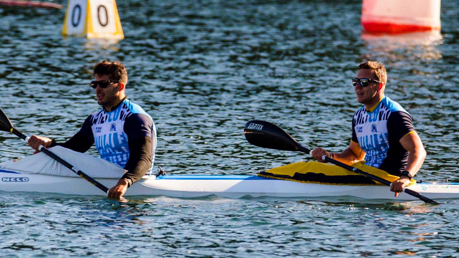 El Fluvial noveno en la clasificación por clubs hombres seniro en la 2ª Copa de España de Sprint Olímpico