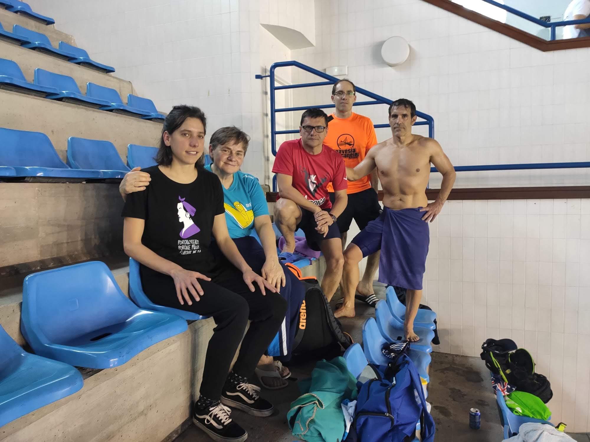 Campeonato Gallego de Natación Master de Fondo