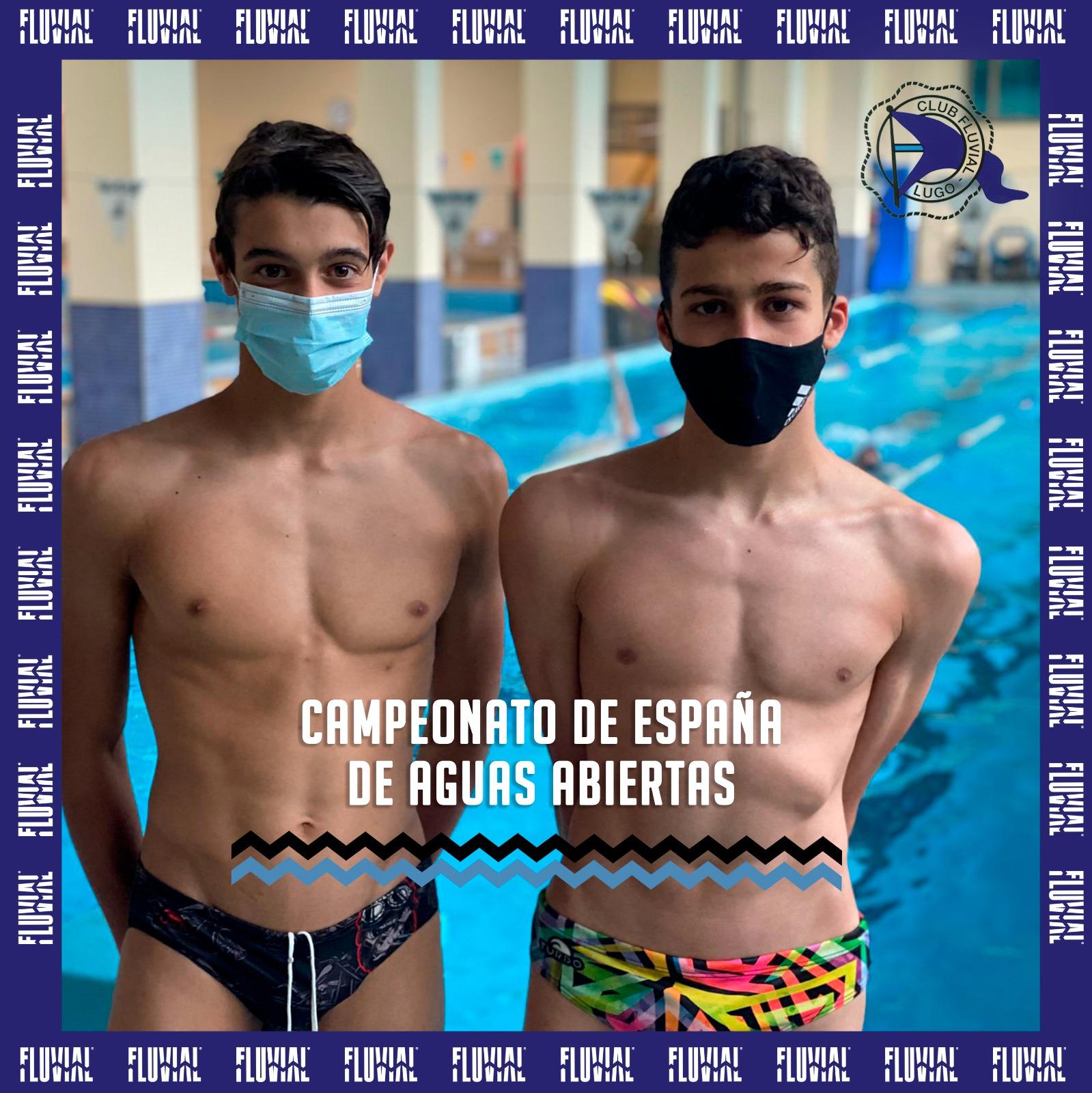 Campionato de España de Augas Abertas